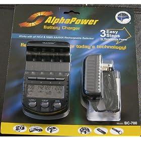 ...зарядку пальчиковых аккумуляторов формата AA и AAA, причём как.