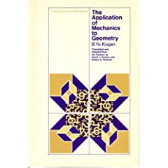 Book Cover: [share_ebook] The Application of Mechanics to Geometry