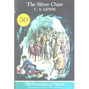 Silver Chair Narnia Reading Comprehension Questions and Unit Study Activities