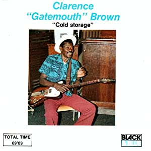 Clarence Gatemouth Brown 8c76810ae7a0be36a0353210.L._AA300_