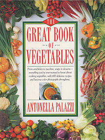 The Great Book of Vegetables, Palazzi, Antonella