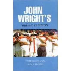 John Wright&#8217;s Indian Summers by John Wright