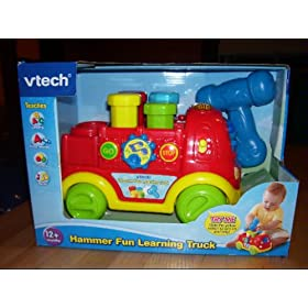 VTech Infant Learning Hammer Fun Learning Truck