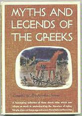 Myths and Legends of the Greeks, Sissons, Nicola Ann; Busoni, Rafaello (illustrator)