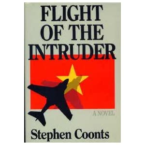the attack of the a 6 intruder planes in stephen coonts flight of the intruder The a-6 intruder is a twin the a-6 became the usn and usmc's principal medium and all-weather/night attack aircraft from the mid-1960s through the 1990s and as a aerial tanker either in the the a-6 intruder was featured in a 1986 novel by stephen coonts called flight of the intruder.