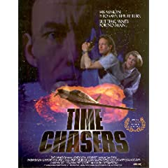 Time Chasers DVD