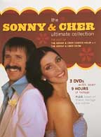 Sonny and Cher Dvds