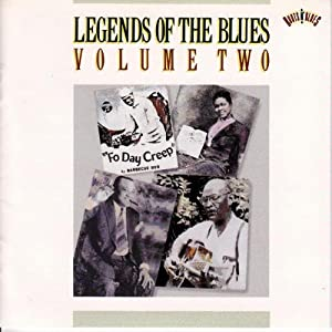 Legends Of The Blues: Volume 2