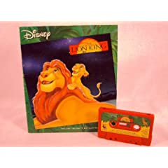Lion King Read Along With Book