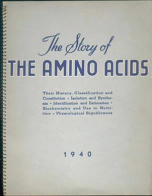 The Story of the Amino Acids, Merck and Co.