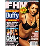 Fhm, for Him Magazine, the Girls of Buffy, Alyson Hannigan, Sarah Michelle Gellar, Charisma Carpenter, Eliza Dushku, June 2003 book cover