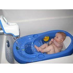 Как сделать детей в ванной