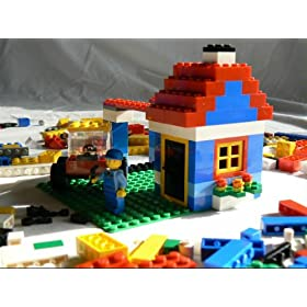 LEGO Ultimate Building Set - 405 Pieces