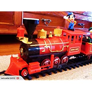 Click to buy a Disney Train Set from Amazon.com!