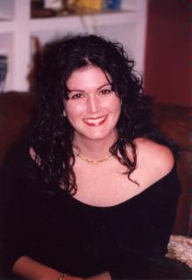 Novelist Tracy MacNish