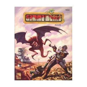 Gamma World: Fourth Edition