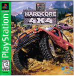 Hardcore 4x4 for PlayStation One