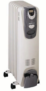 We supply many oil filled radiators and panel heaters by top brands