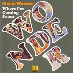 Download Grátis Baixe Grátis CD Stevie Wonder – Where I'm Coming ...