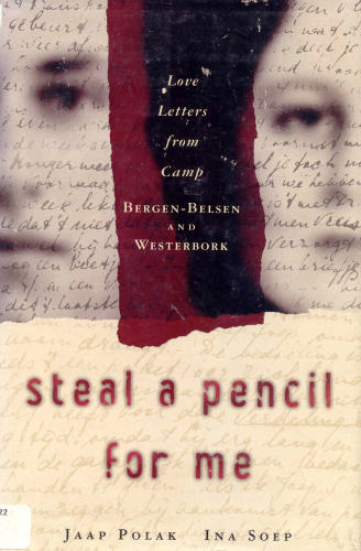 Steal A Pencil for Me (book cover)
