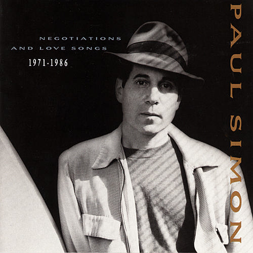 Negotiations & Love Songs 1971-1986/Paul Simon
