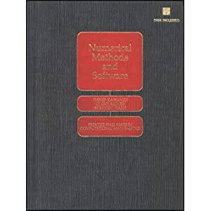 Numerical Methods and Software/Disk Included