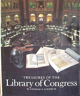 Treasures of the Library of Congress, Goodrum, Charles A.