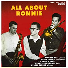 "Featured recording ""All about Ronnie"""