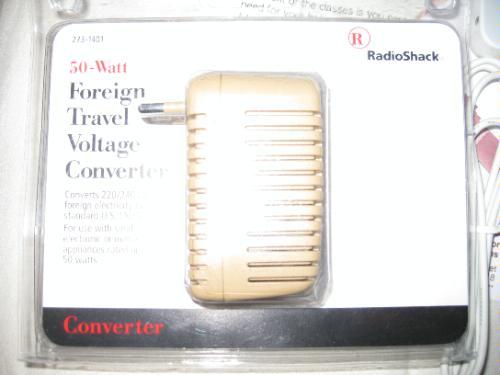 Step Down Voltage Converter Radio Shack