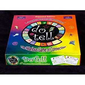 Do Tell board game!