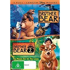 Brother Bear movies in Germany