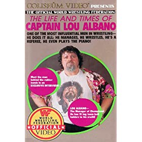 WF016   The Life and Times of Captain Lou Albano avi torrent [overtopropetorrents com] preview 0