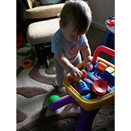 Fisher-Price Laugh and Learn Shop and Learn Walker