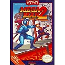 Mega Man 2 NES Box Art