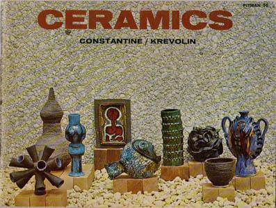 Ceramics, Constantine, Elizabeth; Krevolin, Lewis