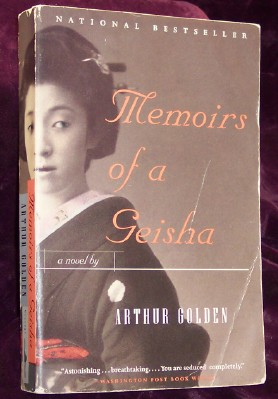 a summary of the novel memoirs of a geisha by arthur golden Memoirs of a geisha is a novel by american author arthur golden narrated by a japanese woman named sayuri the story begins when sayuri (then known as chiyo) is a child, living in a fishing village with her parents and sister, satsu.