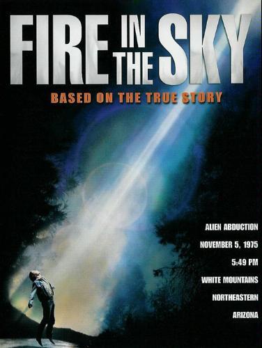 Огонь в небе / Fire in the Sky (Роберт Либерман / Robert Lieberman) [1993 г., Триллер, фантастика, DVD9 (Custom)]