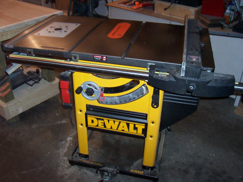 Dewalt Extension Table Router Table Saw Router Extension