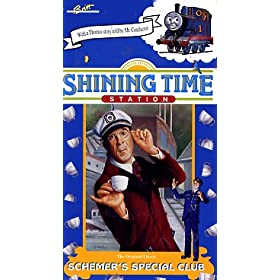 shining time station character