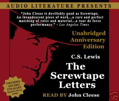 Radio Theatre: The Screwtape Letters - Focus on the Family