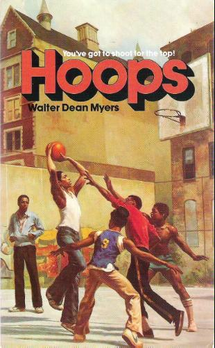 hoops book report walter dean myers The story i read and am writing my essay on is the book hoops by walter dean myers the reason why i am writing this essay is because i like this is a great book the book is about a seventeen year old boy named lonnie, faces a difficult life with the.