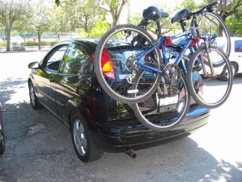 Bell Bike Rack : Bell double back two bike trunk rack fun bikes