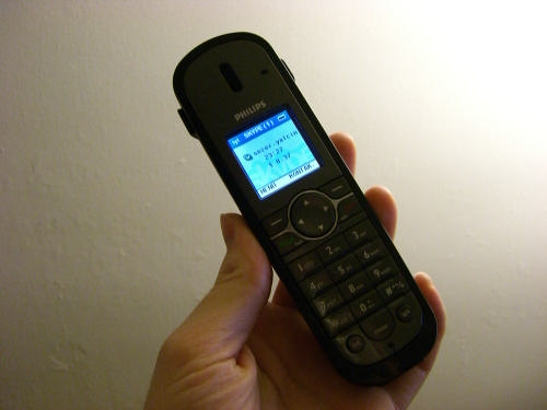 Philips Skype Phone (No need PC connection)