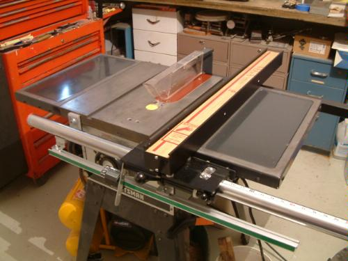 How To Upgrade Your Contractor Table Saw Car Interior Design