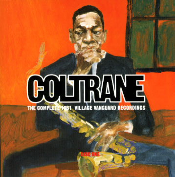  John Coltrane: The Complete 1961 Village Vanguard Recordings cover 