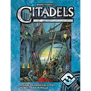 Citadels board game!