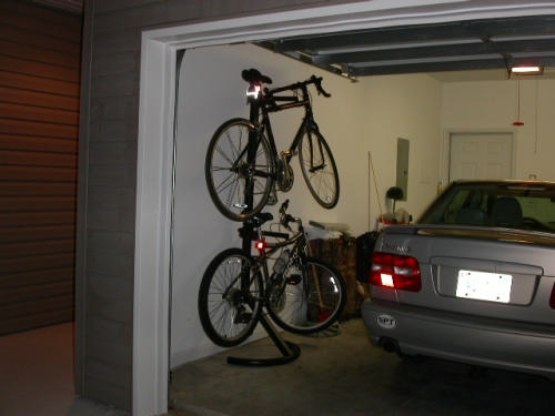 2 Bike Pvc Stand Garage Mtbr Com