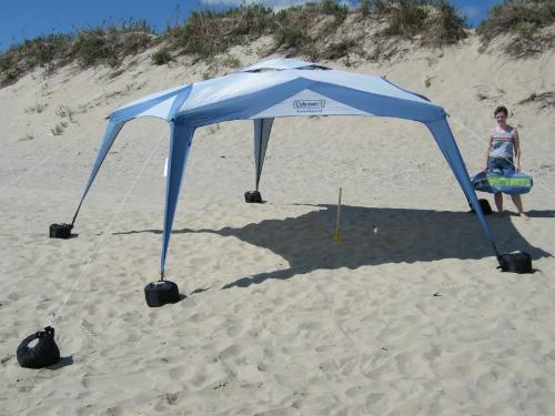 Coleman 15xGeoSport Shade - 15753 Screens Canopies