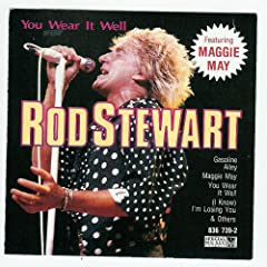 Rod Stewart You Wear It Well lyrics