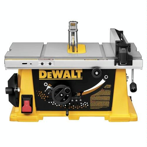 Cheapest price dewalt dw744xrs 10 inch job site table saw for 10 inch table saw with stand
